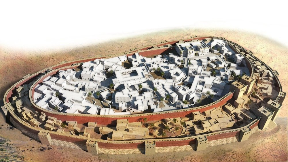 Ancient Jericho: The First Walled City In History