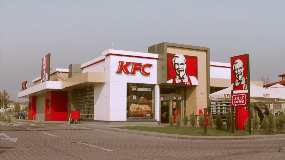 Un restaurant KFC din România recunoscut la nivel mondial pentru design