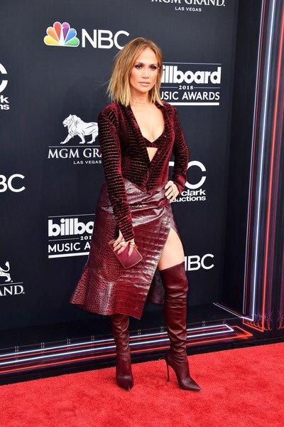 Jennifer Lopez Button Down Shirt