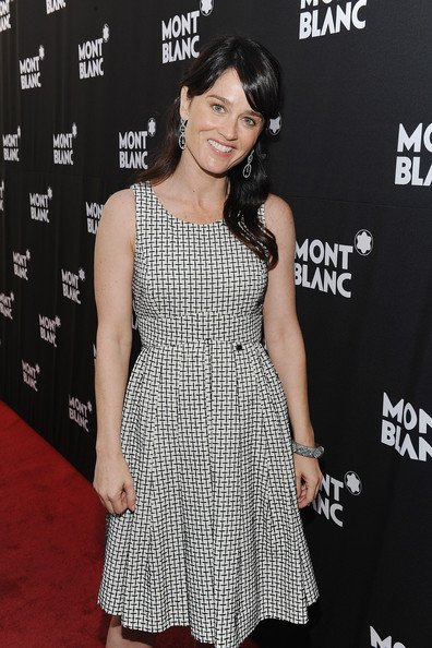Robin+Tunney+Montblanc+Jewellery+Brunch+