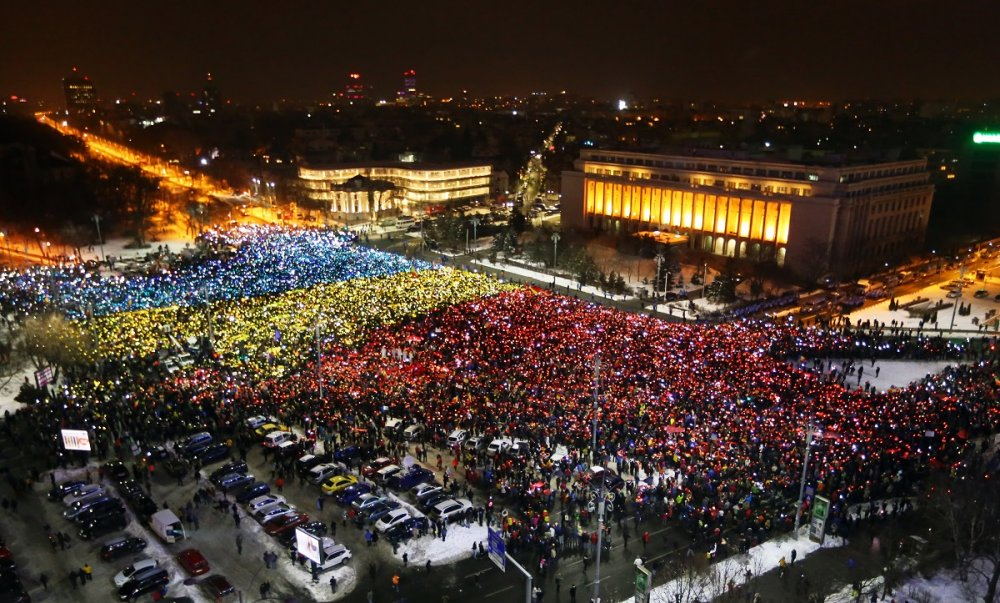 """Vrem Europa, nu dictatură!"""". Protestele se reiau în Capitală: un miting de  amploare este anunțat în Piața Victoriei pe 12 mai"""