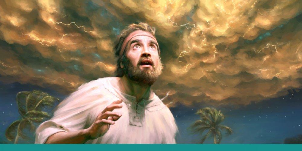 Ezekiel's Visions of God—Ezekiel 1:1
