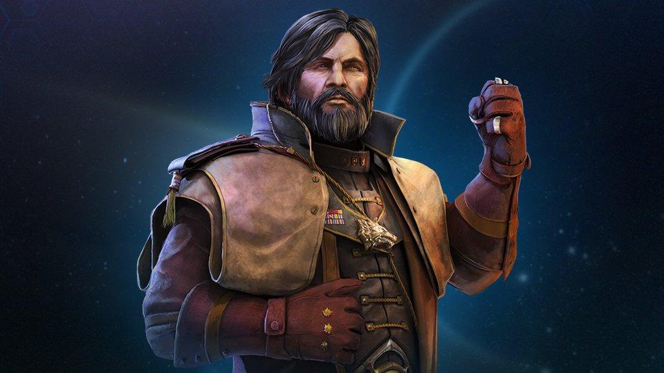 Announcer Mengsk - StarCraft II | Blizzard Shop