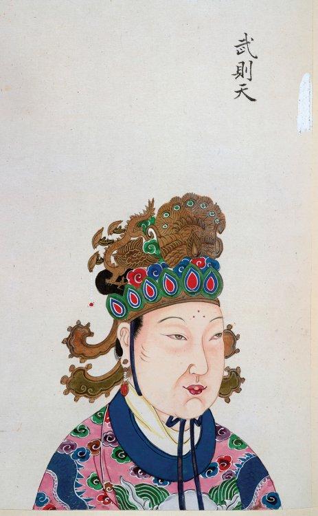 Imagini pentru wu zetian