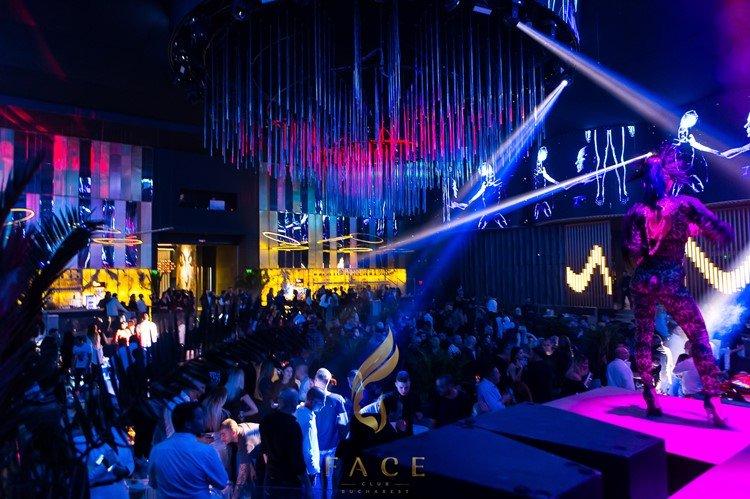 Face Club Bucharest guest list & rezervare masă