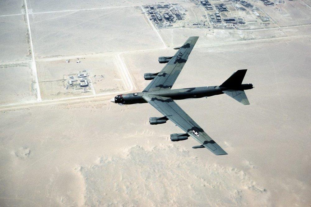 """Americanii nu scot la pensie bătrânul bombardier B-52: """"Vom zbura cu el și dincolo de 2040"""""""