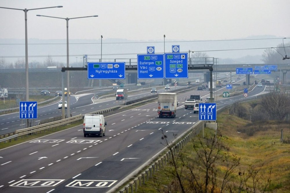In Few Years Time Hungary's Motorway Network Will Reach The ...