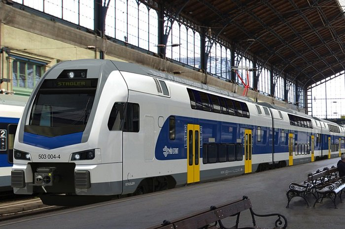 The New Stadler Trains Have Arrived in Hungary