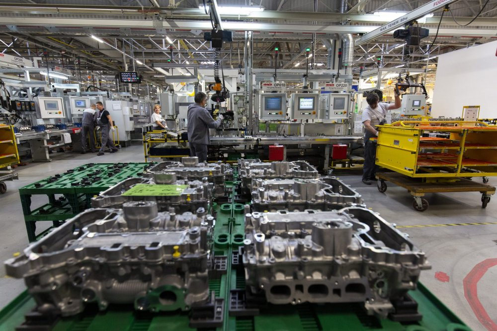Hungary's Economy Engine Automotive Industry to Pull the Brakes ...