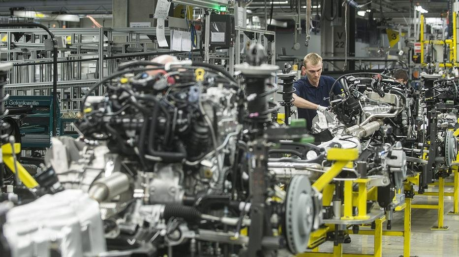 Automotive Industry in Hungary Restarts Production Gradually ...