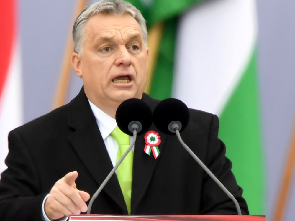 Hungarian leader says Europe is now 'under invasion' by migrants ...