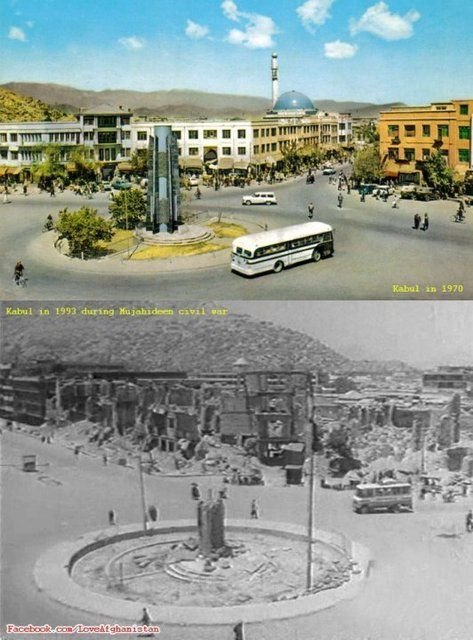 Afghanistan on my mind: Photos of Afghanistan before and after | Afghanistan,  Kabul, Aerial view
