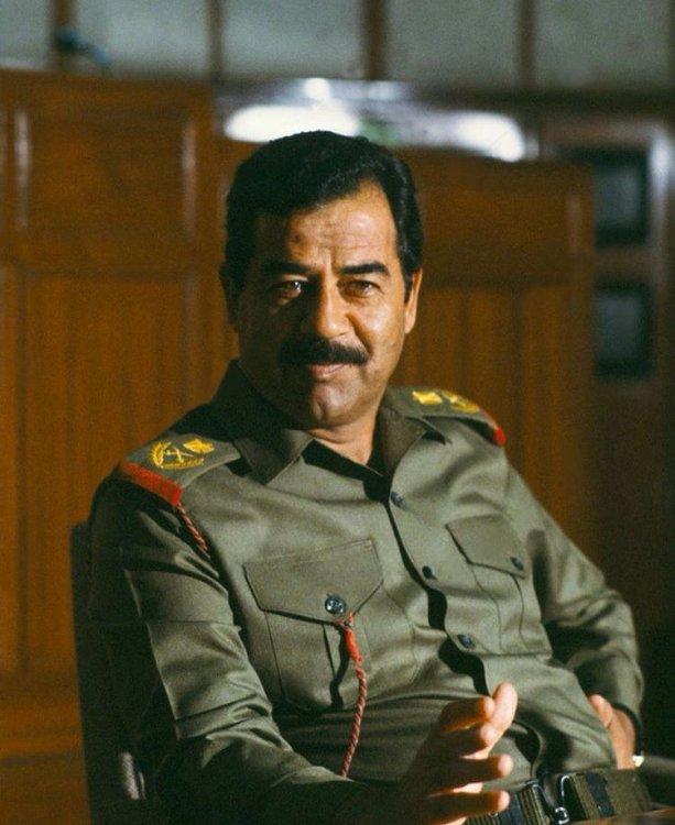 Pin by luay on الشهيد صدام حسين | African dictators, Iraqi president,  History