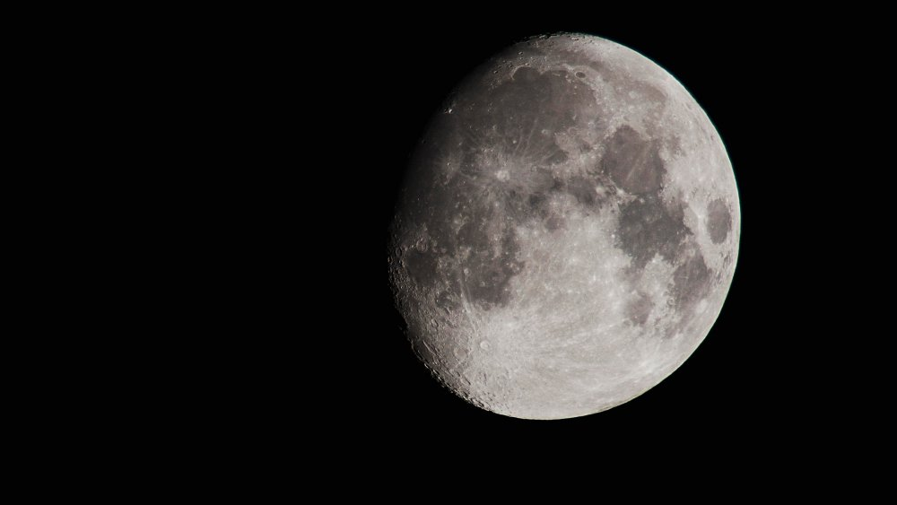Waxing Gibbous Moon 4K wallpaper 4K - Best of Wallpapers for Andriod and ios