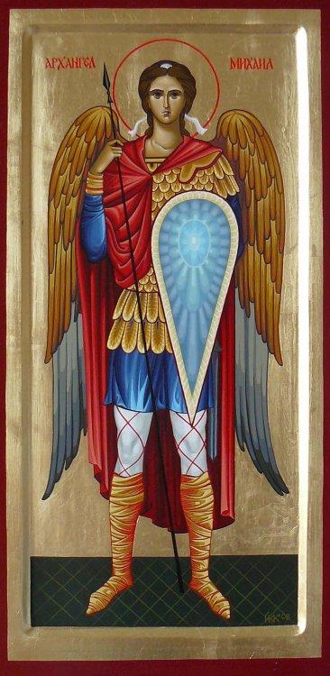 Archangel Michael   Archangel Michael   Orthodox icons, Archangel ...