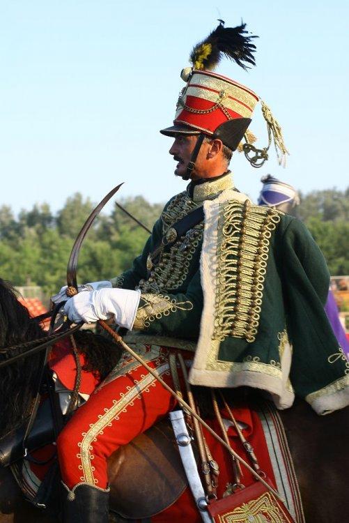 magyar huszár -my great grandfather was a huszar in the Horthy ...