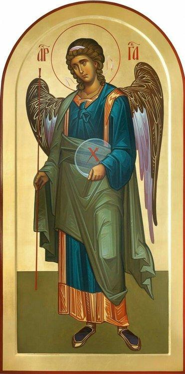 Sf.Arh.Gabriel.icon orthodox   Arhanghel, Îngeri, Religie