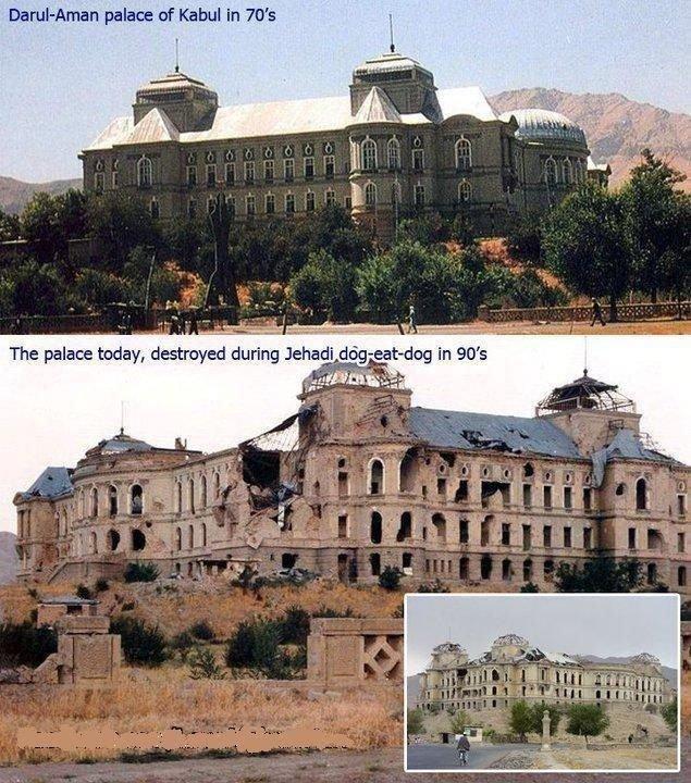 Pin de Diane Keene en Afghanistan Before War | Lugares abandonados,  Castillos abandonados, Castillos