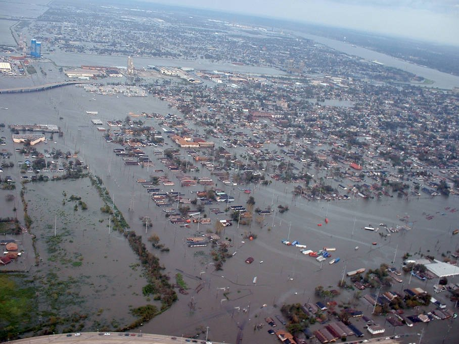 After Katrina, New Orleans' Climate Conundrum: Fight or Flight?    InsideClimate News