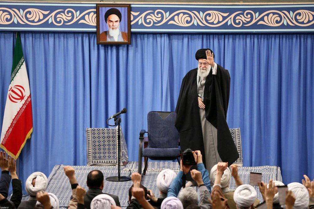 Iran's supreme leader says missile strikes insufficient retribution for  Soleimani killing