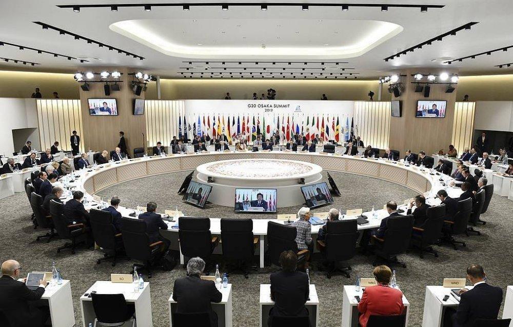 G20 Summit to take place virtually on November 21-22 - statement - World -  TASS