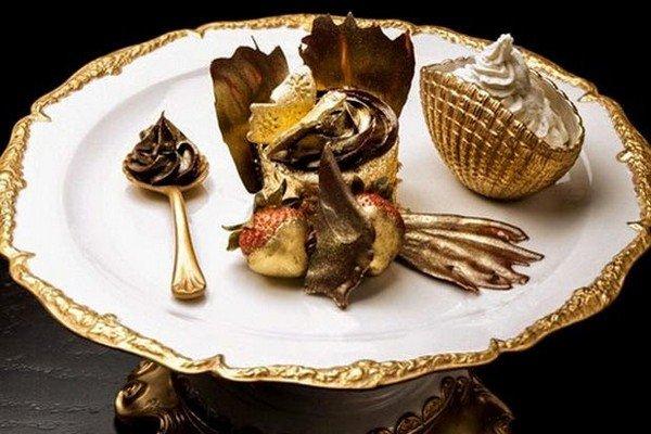 Fabulos! Mâncarea pe care doar o privim. Care sunt cele mai sofisticate meniuri din lume și cât costă