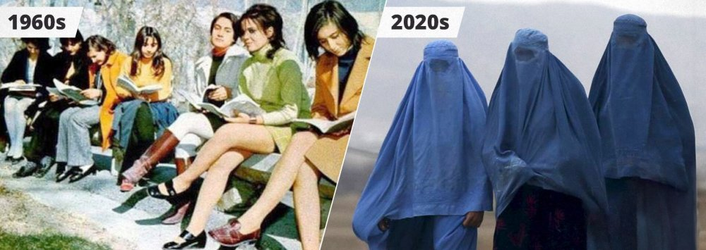 Afghanistan Before and After the Taliban — RTD