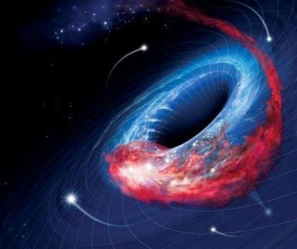 Distribuţia materiei în Univers: ce rol joacă GĂURILE NEGRE?