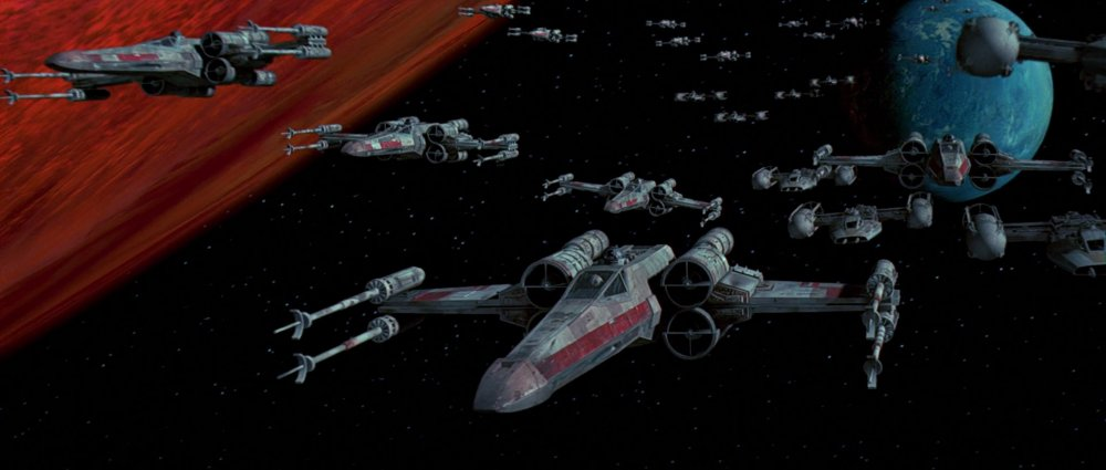 Fleet Forces: The Significance of Rebel Ships in the Original Trilogy    StarWars.com