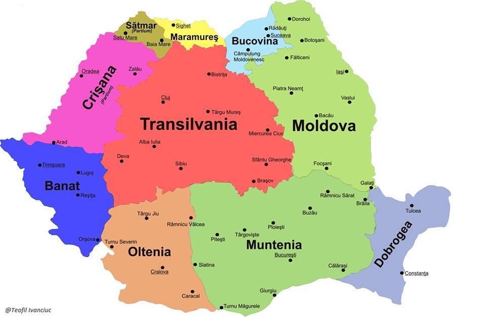 Cluj. Bombă în Transilvania. Boc vrea desființarea județelor