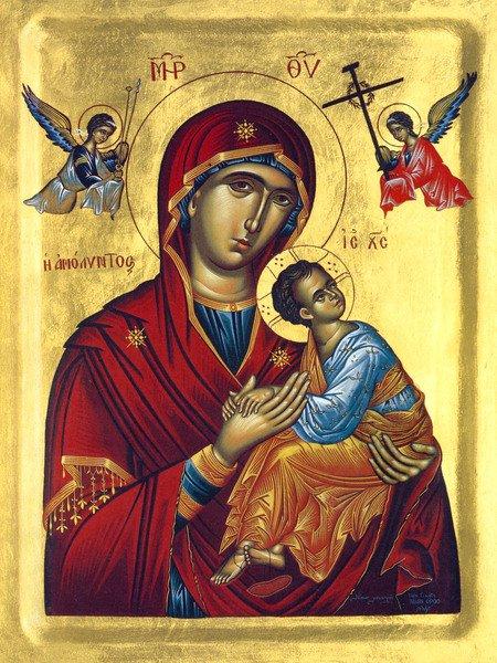 Maica Domnului - Pururea Fecioara Maria CrestinOrtodox.ro