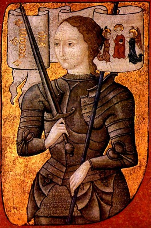 Imagini pentru Ioana d'Arc