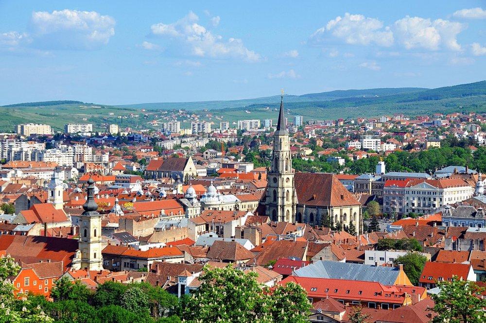 Cluj-Napoca - Wikipedia