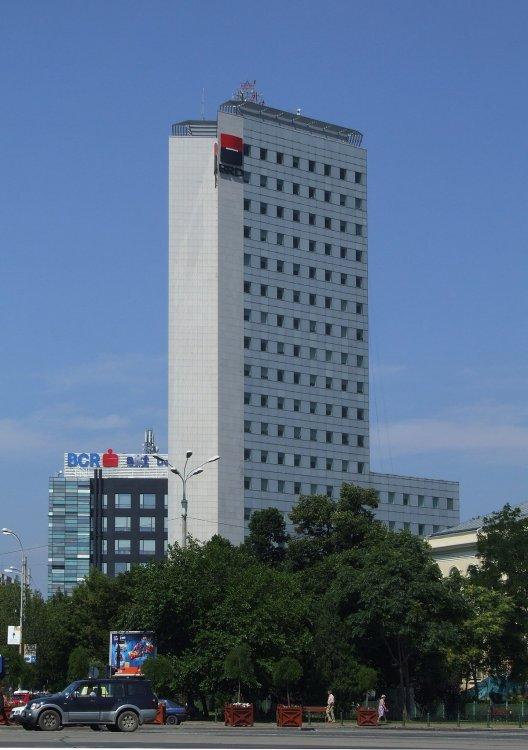 Fișier:BRD Tower in Bucharest.JPG - Wikipedia