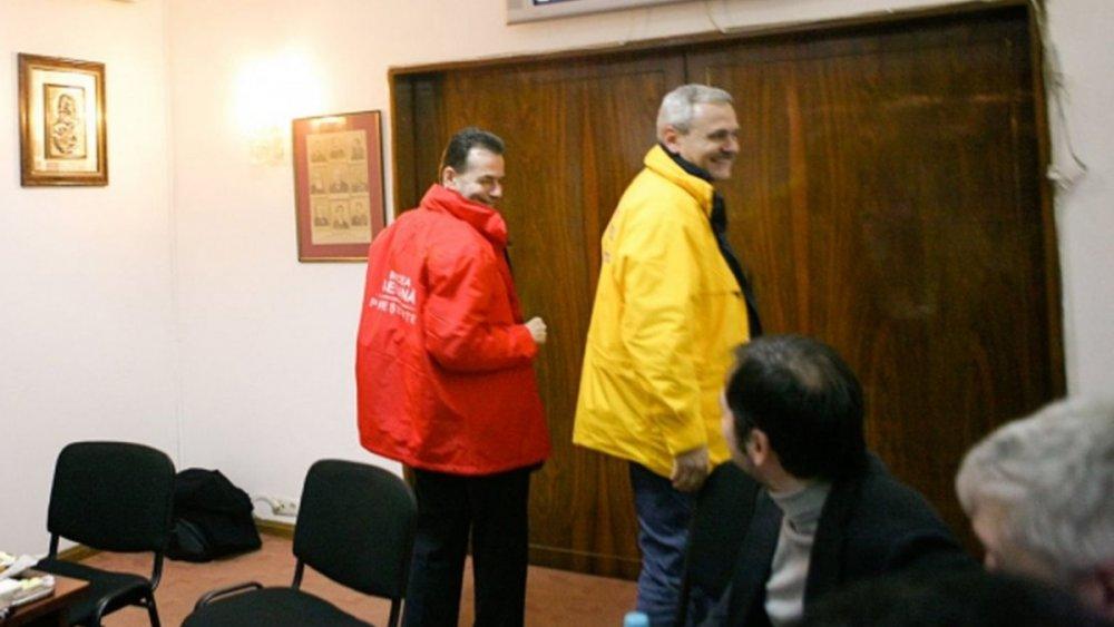 Orban, scos din minți de o poză cu Dragnea: Mi-ar fi fost rușine tot restul  vieții să port geaca roșie! | Antena 3