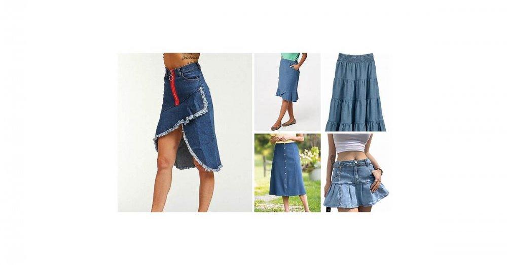 Top 10 Deals for Denim Skirt!