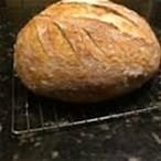 Get a spectacular loaf of sourdough bread with a …
