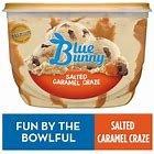 Blue Bunny Salted Caramel Craze Frozen Dessert, 46 Fl Oz