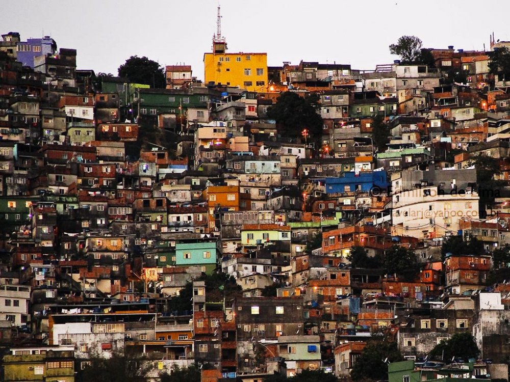 Slums in Brazil: Modern Approaches to Combat Poverty in Favelas - BORGEN