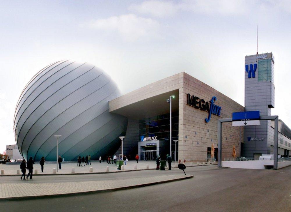 Valoarea mallului AFI Cotroceni a depăşit pragul de jumătate de miliard de  euro, după extinderi