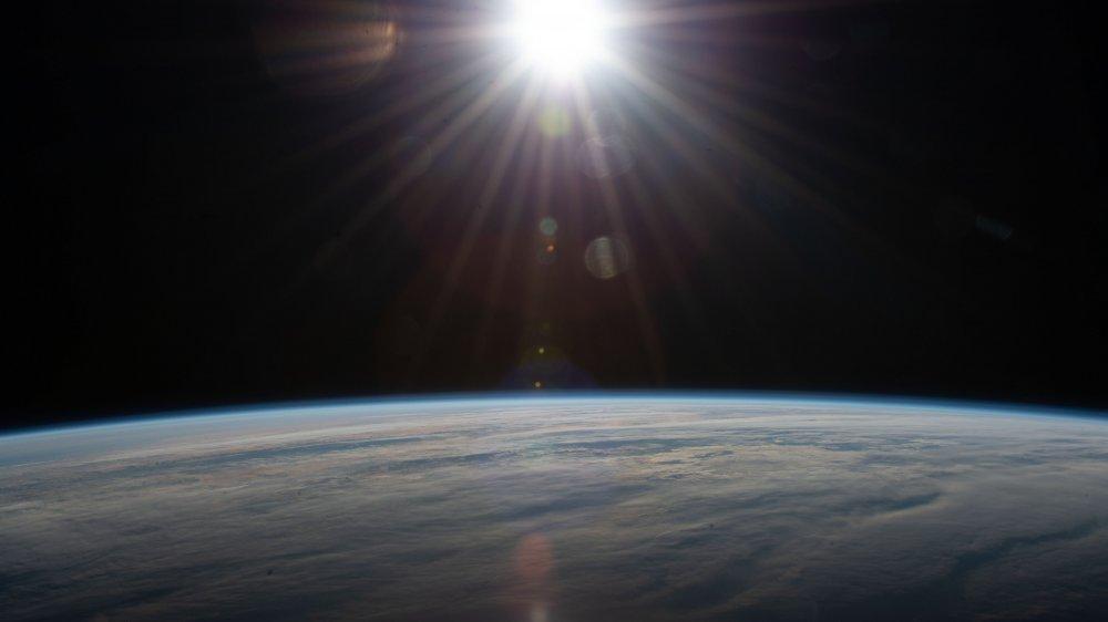 ESA - Low Sun on the horizon