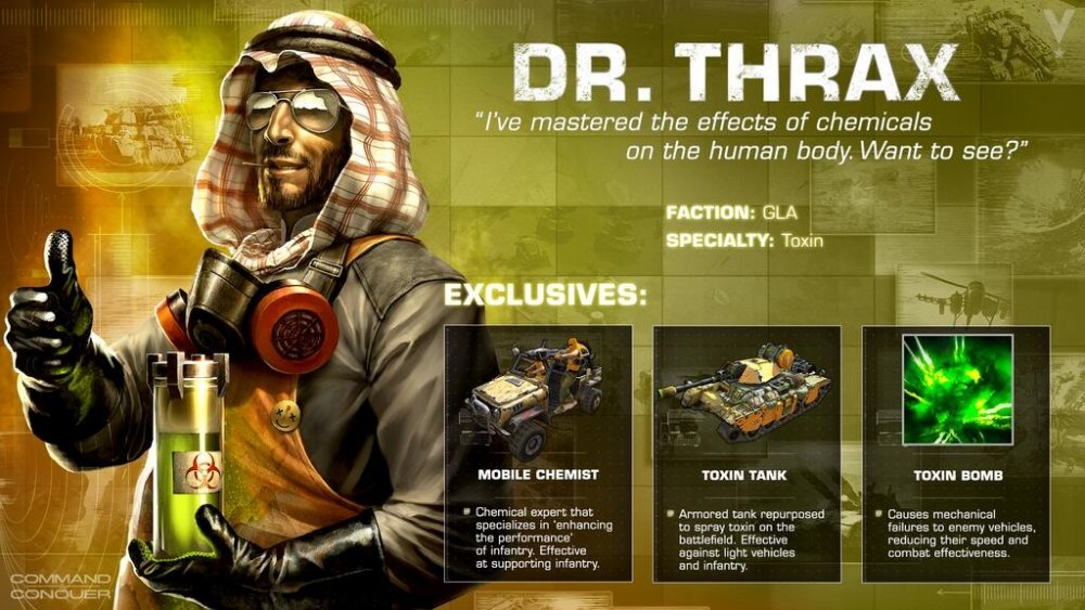 Dr Thrax is BACK! - GameReplays.org