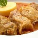 Sarmale (rollitos de carne con hojas de repollo o col) por Karlos Arguiñano ¡la receta más famosa de Rumanía!