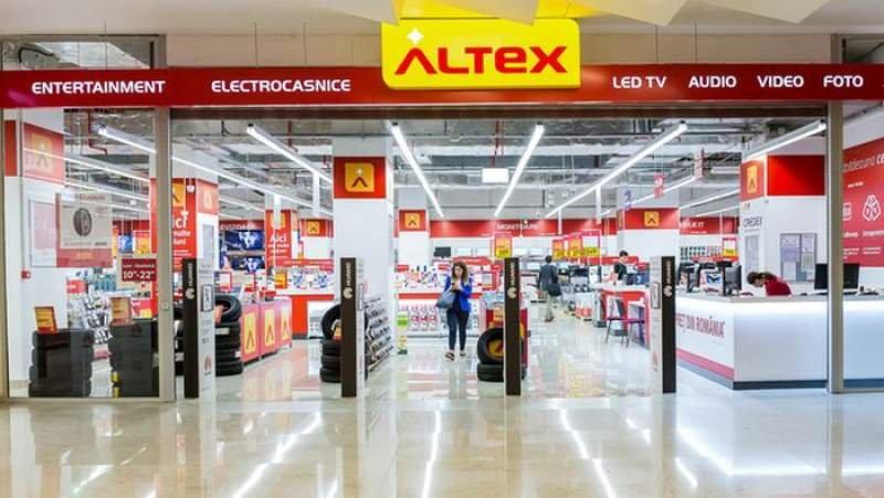 ReporterIS - ALTEX a inaugurat două noi magazine în ansamblul Palas Iași și  Iulius Mall Suceava