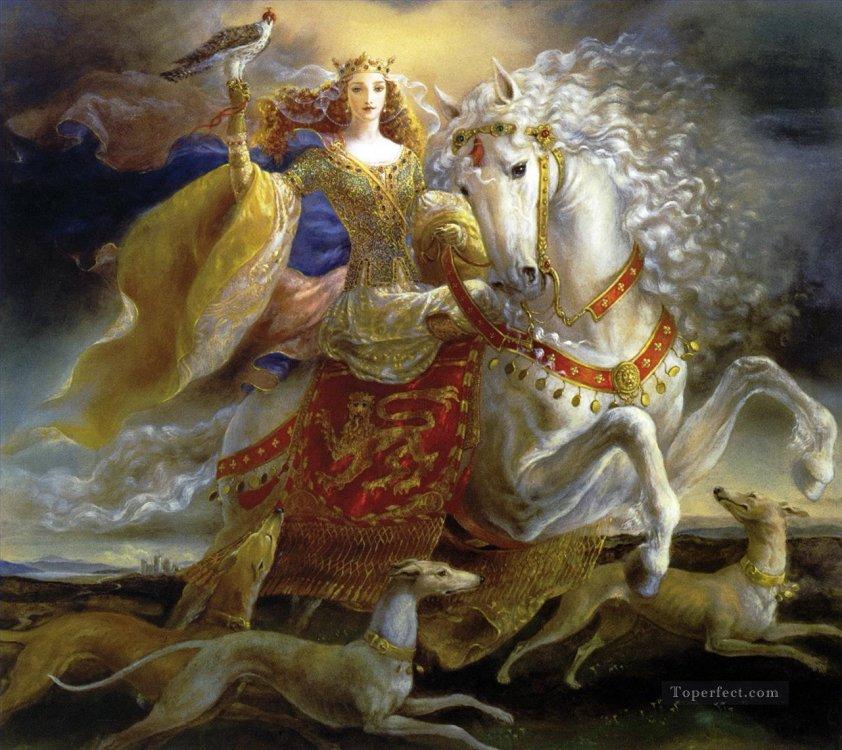 Imagini pentru eleanor of aquitaine painting
