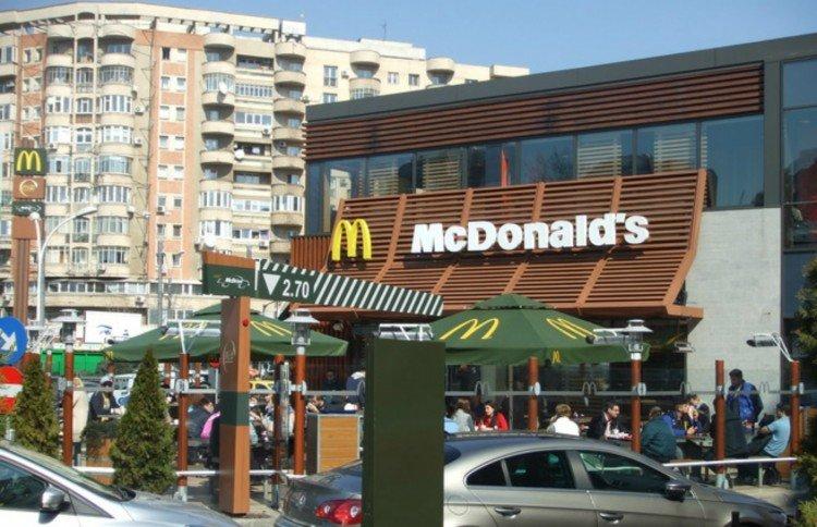McDonald's Dristor București
